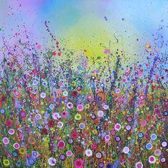 Love Sparkles, Yvonne Coomber, Oil on Canvas, 2008 : Art