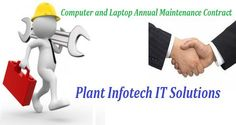 Annual Maintenance Contract for your Office and Home Computers Annual Maintenance Contract for your Computer Product. We are attached with different companies. We have been maintaining the hardware of big corporate...