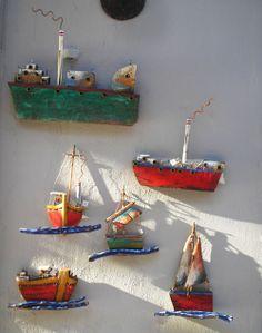 ships. My foto taken in Greece