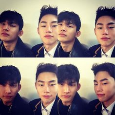 ( @hyeongseop ) #박형섭 #ParkHyeongSeop #SupPark  #권현빈 ( @komurola ) #KwonHyunBin  #YGKplus ( @yg_kplus ) #ygkplusmodel