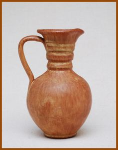 Potters For The North Carolina Pottery Center: North Carolina Art Pottery Pitchers