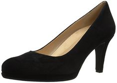 Naturalizer Womens Michelle Dress Pump Black 95 W US ** Click image for more details. (This is an affiliate link)