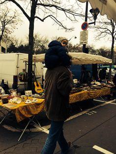 Vanves in Paris
