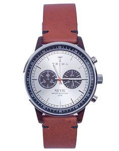 Hodinky TRIWA Havana Nevil Brown Stitch, 5899 Kč   Slevy hodinek Havana, Watches, Stitch, Brown, Leather, Accessories, Fashion, Moda, Full Stop