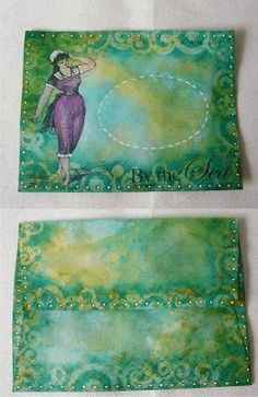 Craft Mix: More Altered Envelopes