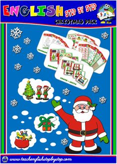 ESL Teaching Resources - Christmas resources