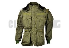 Claw Gear Pathfinder Smock OD