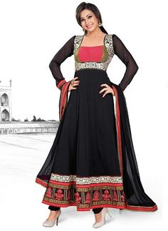 Indian stayle look