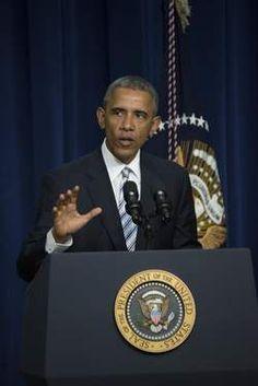 Le président américain Barack Obama a martelé mercredi que les terroristes ne parlaient pas au nom d'un milliard de musulmans, appelant à l'unité et à ...