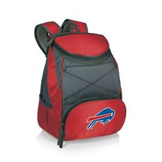 Buffalo Bills PTX Insulated Backpack Cooler - Red