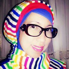 Hijab Colourfull