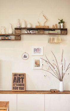 diy style provenal avec palettes recycles 15 ides pour vous inspirer - Brico Depot Peinture Bois2131