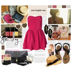 """Untitled #222"" by dollyness on Polyvore"