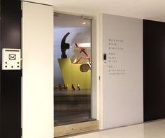 Locker Storage, Space, Architecture, Business, Home Decor, Floor Space, Arquitetura, Decoration Home, Room Decor