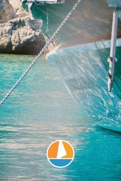 This article shows you how to mark & measure your anchor chain and anchor rode easily, in 3 different ways. Perfect if your getting your boat ready for cruising for both beginner and experienced sailors. #lessons #tips #diy #sailing Liveaboard Sailboat, Sailing Lessons, Marking Scheme, Sailing Gear, Anchor Chain, How To Clean Metal, Sail Away, Types Of Painting, Sailors