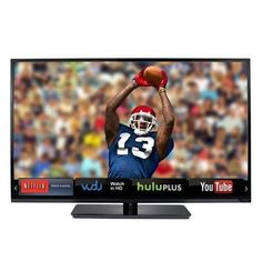 My newest edition to my family of Vizio TV. Got it for great deal at Costco due to an inventory and pricing error. VIZIO E-Series Smart LED HDTV by VIZIO. Tv Accessories, 3d Tvs, Big Screen Tv, Plasma Tv, Black Friday Specials, Tv Reviews, Best Black Friday, Cyber Monday Deals