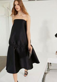 Black Hella Dress. Spring 2014 Look 35