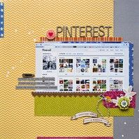 Love the idea of scrapping my Pinterest addiction....