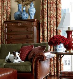 Modern English Country Decor Ideas For Living Room - Living Room Sofa, Living Room Decor, Living Rooms, English Country Decor, Country Interior, French Country, Home Decoracion, Deco Design, Design Design