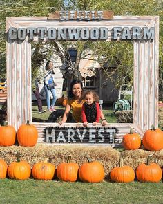 During Pumpkin Fest, which runs from late September through Halloween, kids can enjoy a fun zipline over a sea of pumpkins at the farm's self-pick patch, and the whole family can get in on a hay-filled truck ride around the premises. Pumpkin Patch Farm, Pumpkin Patch Birthday, Best Pumpkin Patches, The Farm, Life Change, Pumpkin Painting Party, One Photo, Pumpkin Games, Fall Harvest Party