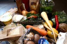 Kochbox von Adamah Biohof getestet – das BioRezeptkistl Plastik Box, Carrots, Vegetables, Food, Beetroot, Rezepte, Veggies, Essen, Vegetable Recipes