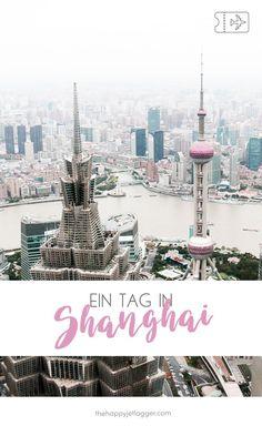 Tipps für Shanghai! Das erste Mal Shanghai, das erste Mal in China! Shikumen in Xitiandi, Oriental Pearl Tower, World Financial Center, Ji Mao Tower - die Sehenswürdigkeiten! Reiseführer Shanghai auf thehappyjetlagger.com #shanghai #china #tipps
