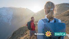 SWICA verlost in Zusammenarbeit mit Schweiz Tourismus drei unvergessliche Ferien in der Schweiz im Gesamtwert von über 6'500.- Franken. Ob Aktivferien mit Personal Training in Gwatt, Bergabenteuer für die ganze Familie in Guttannen oder ein Genusswochenende mit Detoxing in Weggis – wählen Sie Ihre Lieblingsferien und gewinnen Sie mit etwas Glück eine Auszeit in der Schweiz. Gap Year, Swiss Guard, Adventure