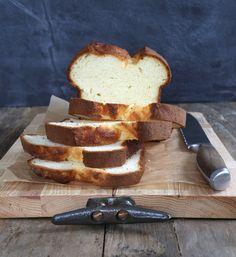 Gluten Free Sally Lunn Batter Bread