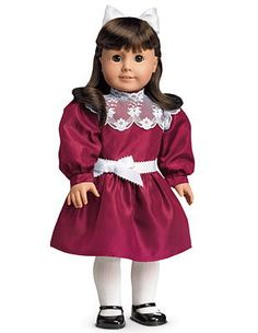 American Girl Dolls! I had Samantha and still have her!