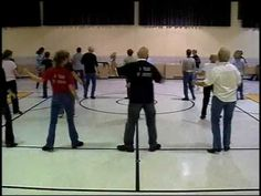 """Brazil Line Dance--part of Hustle Fit Groove 8, we do this the way I learned--to """"New Jack Swing"""" by Wrecks 'n' Effect and without the jazz hands.  What's funny is that I instinctively """"raise the roof"""" when I do this, lol."""