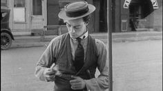 Sherlock Jr. - Buster Keaton (1924) - One of the funniest films ever made