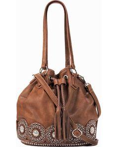 54.99 bootbarn.com Blazin Roxx Women s Rhianna Conceal Carry Bucket Bag  63112fd02c8a6