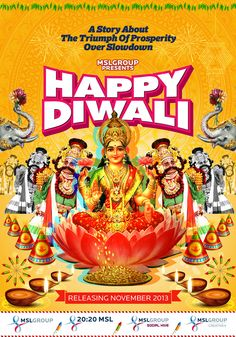 Happy Diwali e-mailer