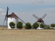Los Molinos de viento - La Mancha