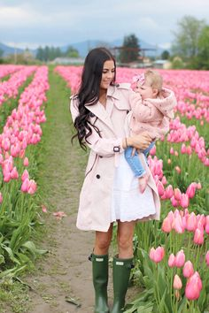 Exploring the Tulips…   Pink Peonies by Rach Parcell   Bloglovin'