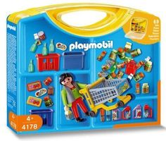 Playmobil Shopper Carrying Case by PLAYMOBIL. $99.99. Case ...