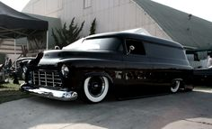 '57 Chevy Panel Truck... I want my next classic to be a panel truck...bad!