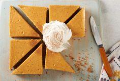 Easy Pumpkin Cheesecake Bars - Flourish - King Arthur Flour