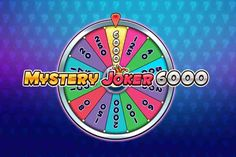 Mystery Joker 6000 slot review by Playn Go, including free spins play, screenshots, game features, slots bonuses for casinos that offer this game