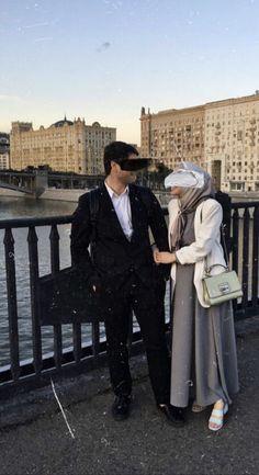 Muslimah Wedding Dress, Hijab Wedding Dresses, Disney Wedding Dresses, Hijab Bride, Muslim Couple Photography, Girl Photography Poses, Wedding Photography, Cute Muslim Couples, Romantic Couples