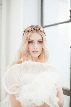 Unique, alternative, delicate, ornate and opulent, Jannie Baltzer's hand-beaded statement pieces are the epitome of modern bridal elegance.