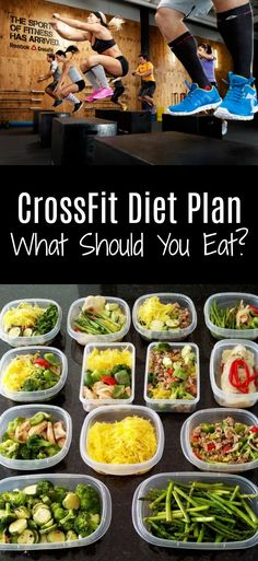 CrossFit Diet Plan: What Should You Eat?