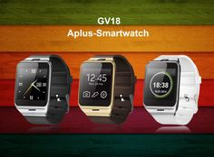 Aplus Gv18 smart watch IOS Android Smart Watch 2017