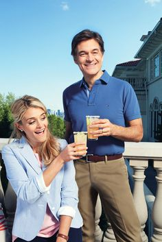 Healthy Summer Drink and Dessert Recipes From Daphne Oz (Yum!)