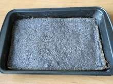 Mákos-krémes szelet • Recept   szakacsreceptek.hu Sheet Pan, Springform Pan