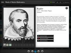 Math History App
