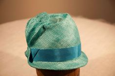 RebouxHand Sculpted Ladies Straw Cloche Hat by CorinaHaywood, $175.00