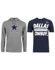 Kit Sudadera Nike NFL Dallas Cowboys con Capucha + Playera Nike NFL Dallas… 27d1cac301d