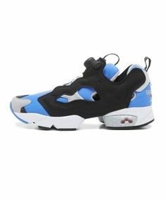 036328e52ec5a (eBay Sponsored) New Reebok Instapump Fury OG Echo Blue Black Steel M48756  Men Shoes
