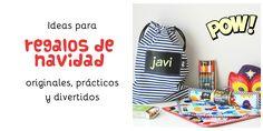 Ideas regalos para niños en www.julieandjane.es  #regalo #original #niño